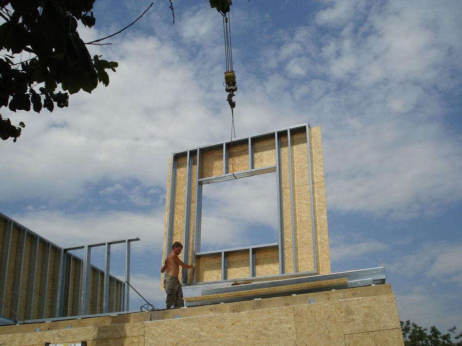 Жилые малоэтажные здания