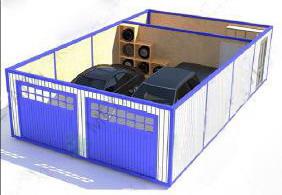 шиномонтаж-гараж