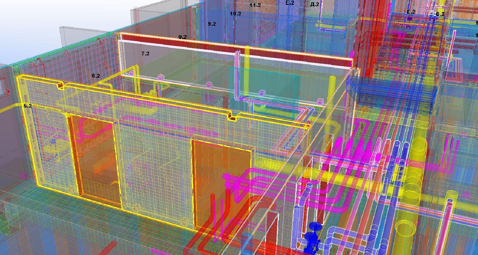 Инженерные системы зданий