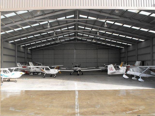 сооружения для авиации